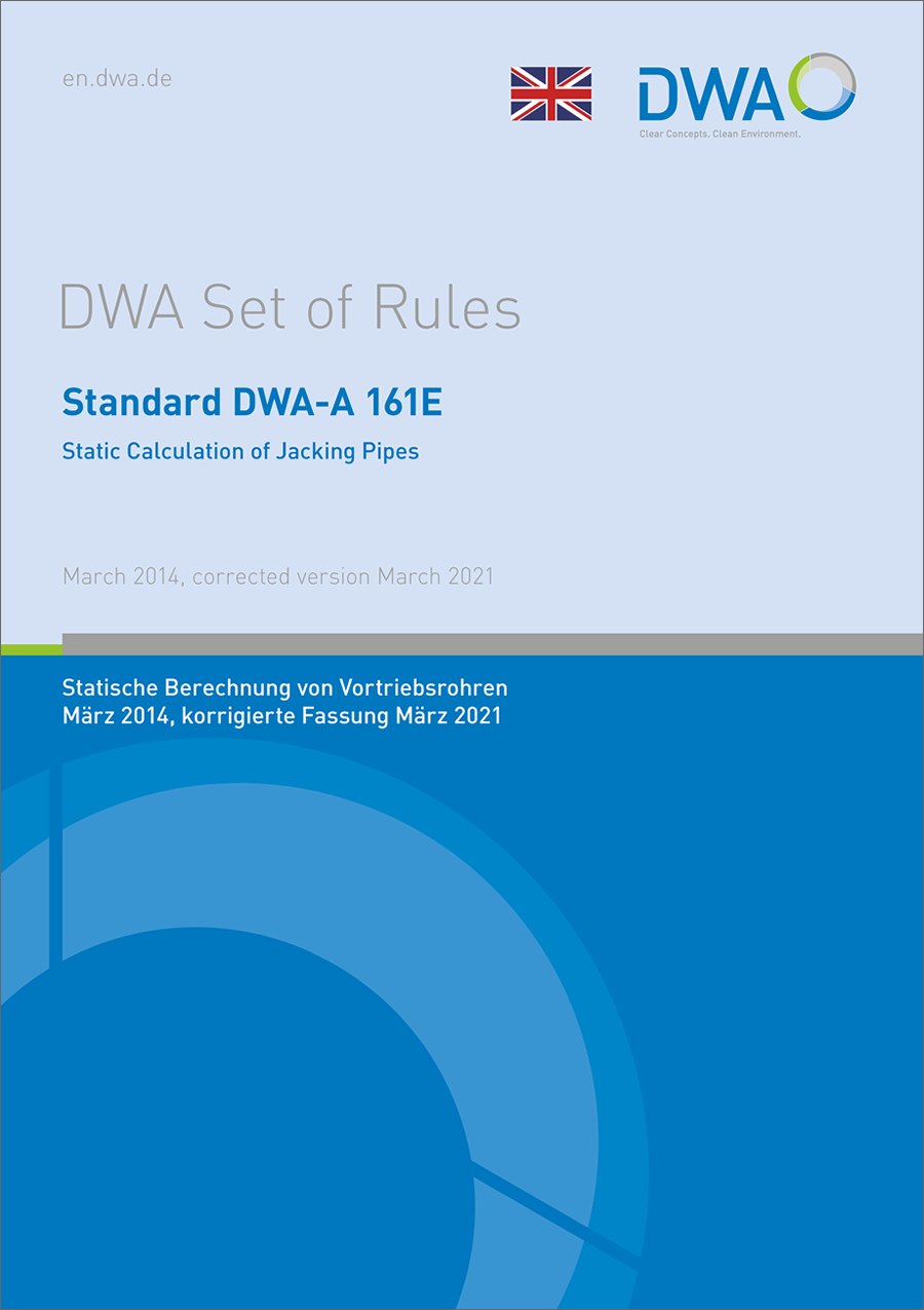 DWA-A 161E - Static calculation (3/2014)