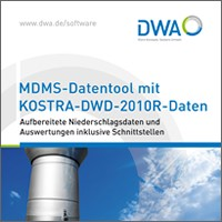 Software MDMS-Datentool Kostra
