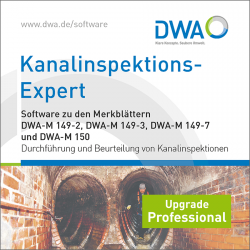 Software Kanalinspektions-Expert upgrade