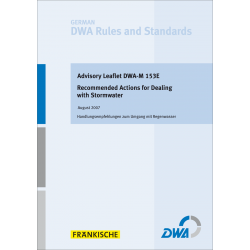 DWA-M 153 - Action for Dealing Stormwater (8/2007)