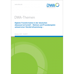 DWA-Themen - Digitale Transformation (10/2019)