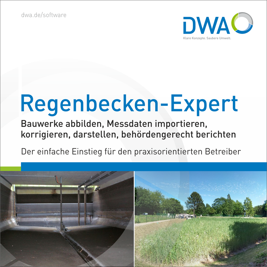 Software - Regenbecken-Expert