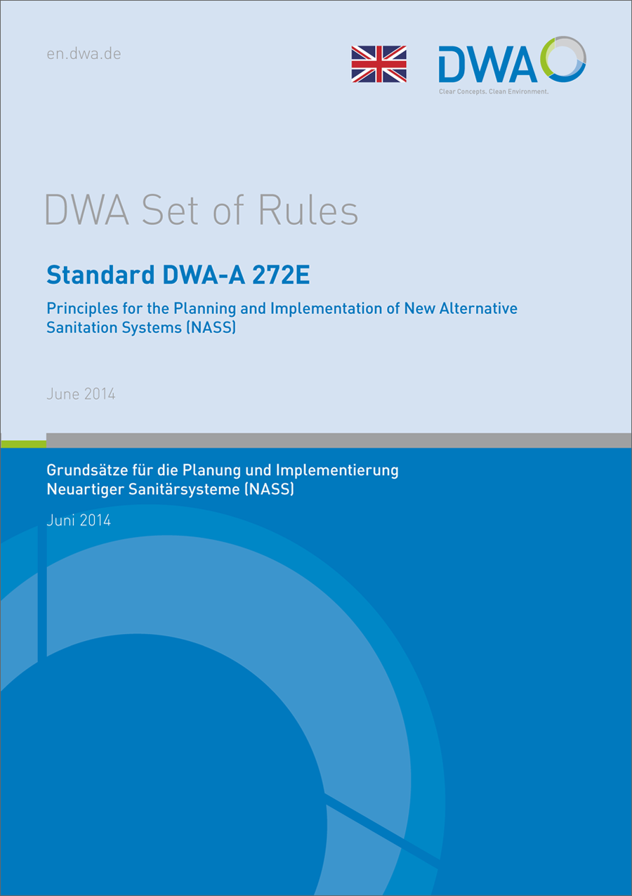 DWA-A 272 - New Alternative Sanitation (6/2014)