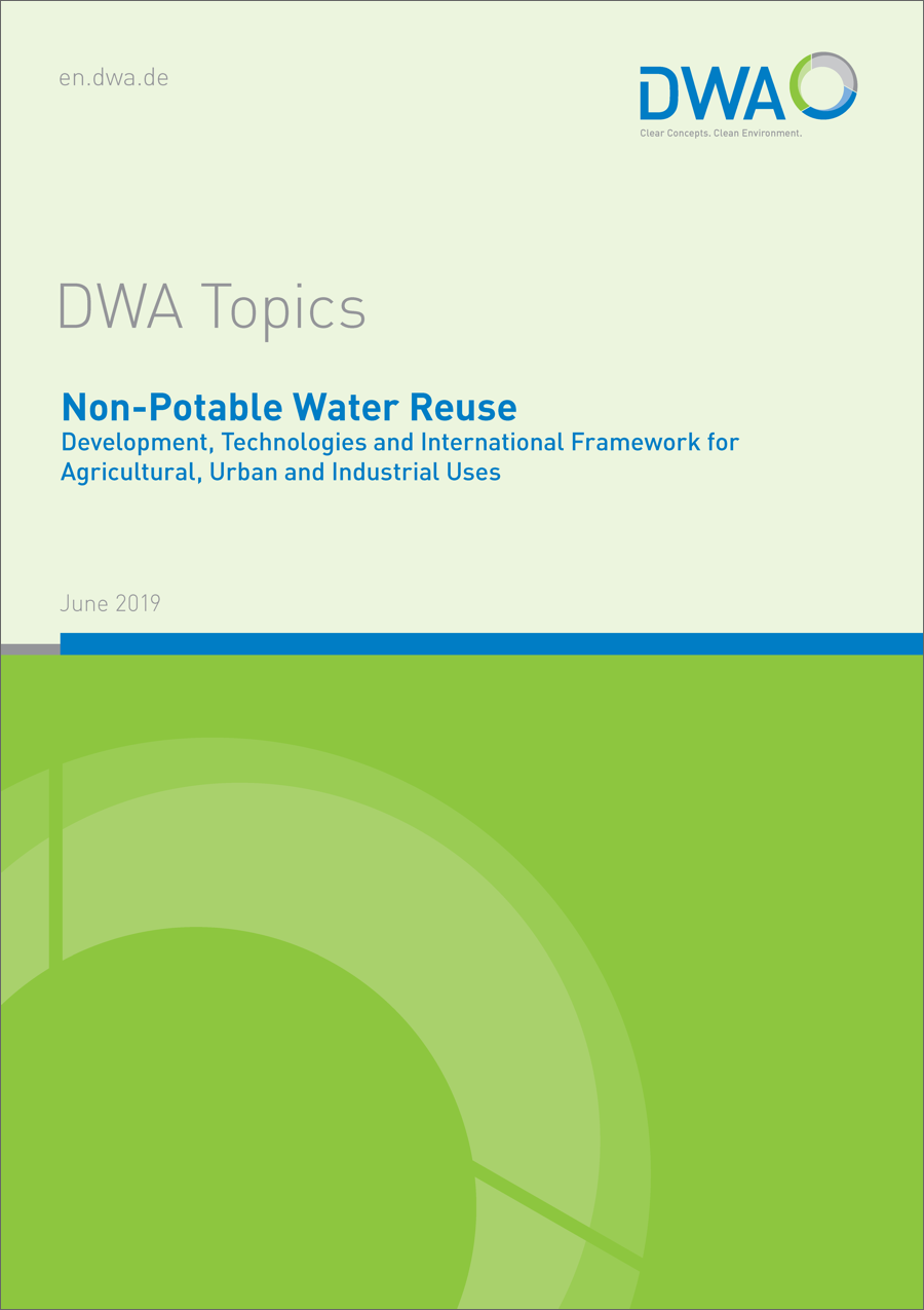 DWA-Topics - Non-Potable Water Reuse (6/2019)