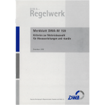 DWA-M 159 - Materialauswahl (12/2005)