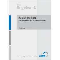 DWA-M 551 - Audit Hochwasser (12/2010)